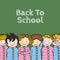 Stock Image : Children in school