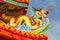 Stock Image : Chinese dragon