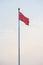 Stock Image : Chinese national flag