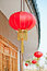 Stock Image : Chinese Red Lantern