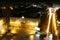 Stock Image : Chisinau in night