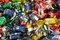 Stock Image : Chocolate bonbons