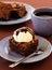 Stock Image : Chocolate brownie