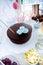 Stock Image : Chocolate cake