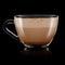 Stock Image : Chocolate milkshake