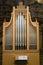 Christian church organ