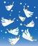Stock Image : Christmas Angels
