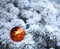 Stock Image : Christmas background with ball