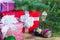Stock Image : Christmas background 05