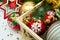 Stock Image : Christmas balls
