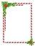 Stock Image : Christmas border
