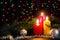 Stock Image : Christmas candles