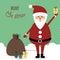 Stock Image : Christmas card