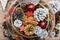 Stock Image : Christmas decorations