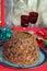 Stock Image : Christmas Pudding