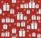 Stock Image : Christmas seamless pattern
