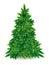 Stock Image : Christmas tree