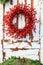 Stock Image : Christmas wreath