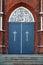 Stock Image : Church door