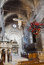 Stock Image : Church interior at Trogir in Croatia