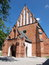 Stock Image : Church in Piotrawin, Poland