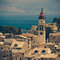 Stock Image : Church of Saint Spyridon of Trimythous, Corfu Town