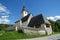 Stock Image : Church of St John the Baptist, Bohinj Lake, Slovenia