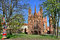 Stock Image : Church in Vilnius, Lithuania