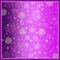 Stock Image : Circles in purple