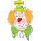Stock Image : Circus actor