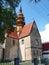 Stock Image : Cistercian monastery, Koprzywnica, Poland