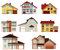 Stock Image : City houses