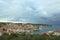 Stock Image : City Hvar in Croatia.