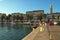 Stock Image : City Split in Croatia.