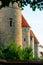 Stock Image : City wall of Tallinn, Estonia