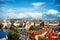 Stock Image : Cityscape of Prague