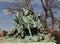 Stock Image : Civil War Statue