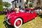 Stock Image : Classic Jaguar