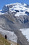 Stock Image : Climber in the Alps