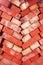 Stock Image : Clinker bricks