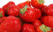Stock Image : Closeup of delicious red strawberry