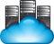 Stock Image : Cloud computing concept