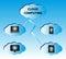 Stock Image : Cloud Computing