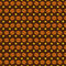 Stock Image : Coffee beans pattern