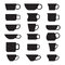 Stock Image : Coffee Cups