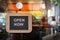 Stock Image : coffee shop