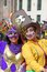 Stock Image : Colombian dancers in a Bogota parade