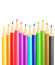 Stock Image : Color pencils