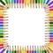 Stock Image : Color pencils