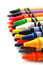 Stock Image : Colored Crayons